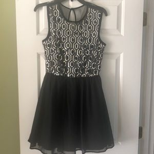 Extra cute young lady dress